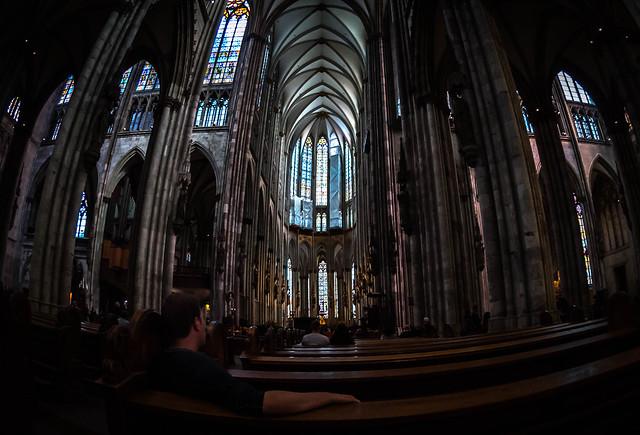 Cologne weekend trip via TinyBlackBird.com