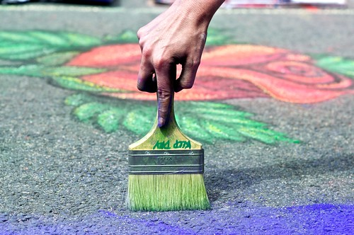 Chalk on the Walk | by Lauren Stolzar