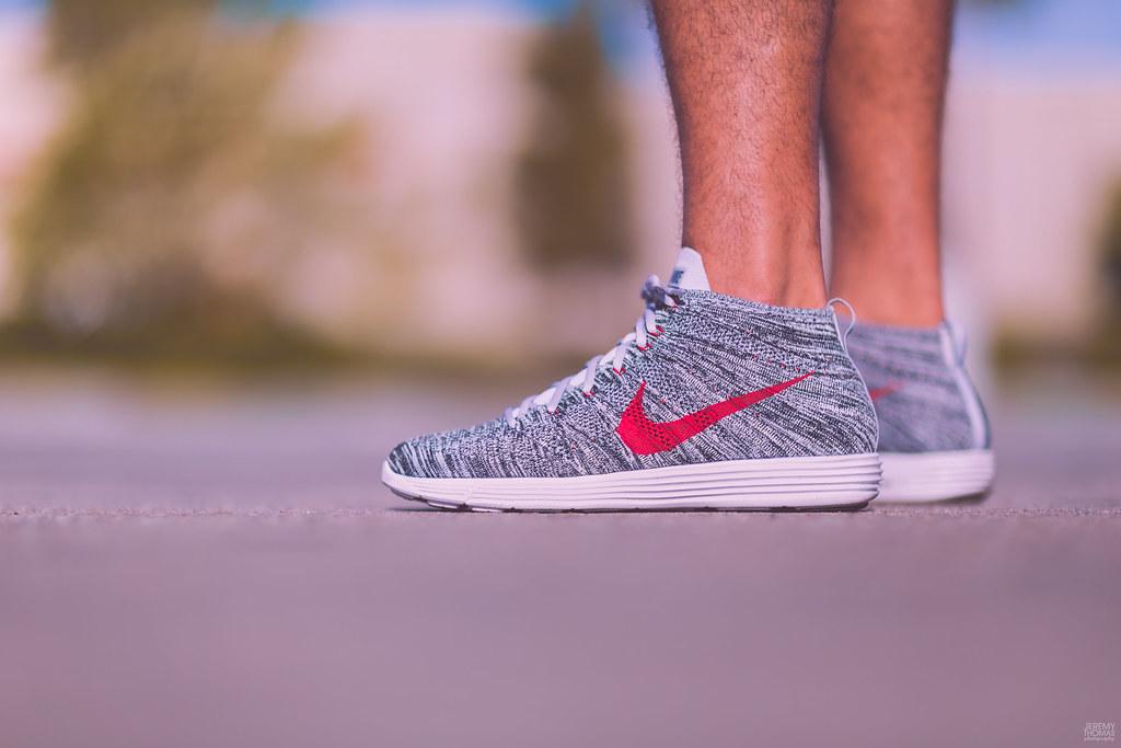 Nike Flyknit Chukka Wolf Grey | by Jeremy Thomas Photography