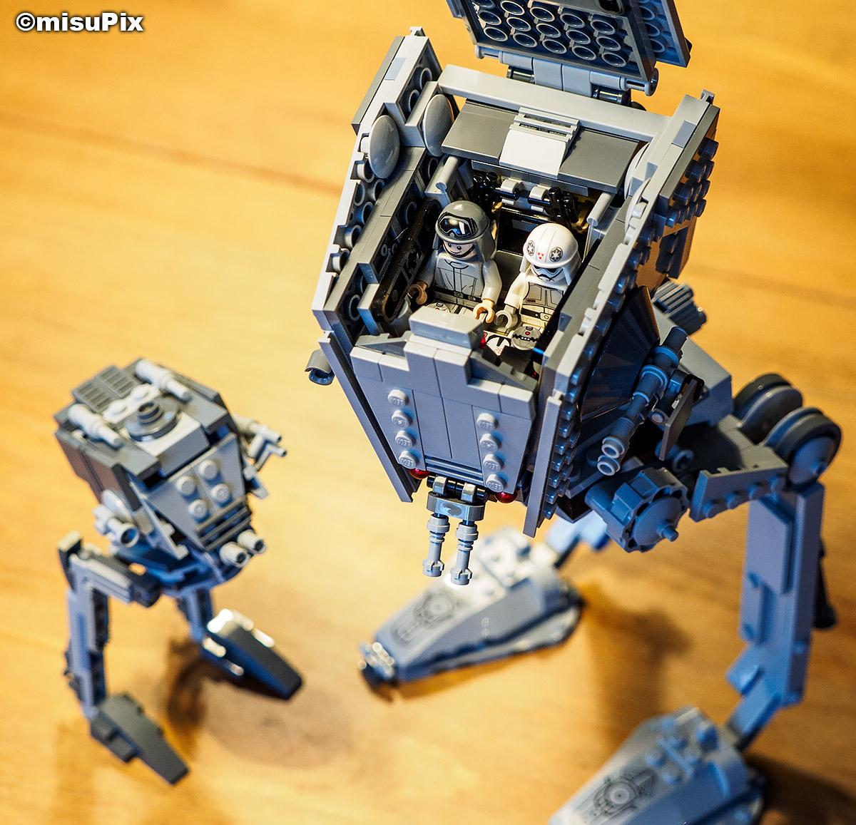 lego star wars mini at st instructions