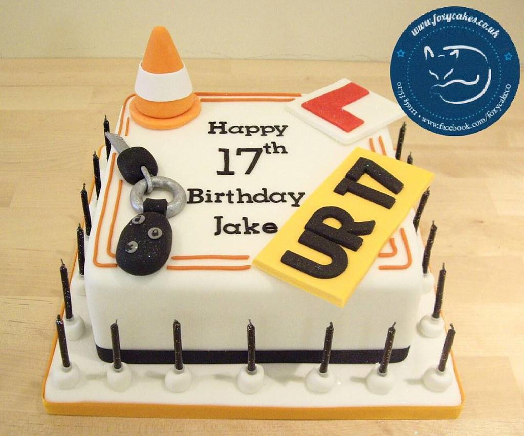 #cake #eton #windsor #thefoxycakeco #birthday #party  sc 1 st  Flickr & Driving themed cake! #cake #eton #windsor #thefoxycakeco #\u2026 | Flickr