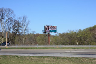 Digital billboard Oaks | by Montgomery County Planning Commission