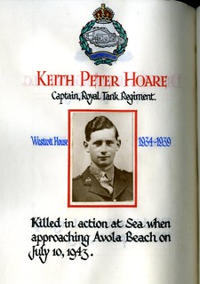 Hoare, Keith Peter (1921-1943) | by sherborneschoolarchives