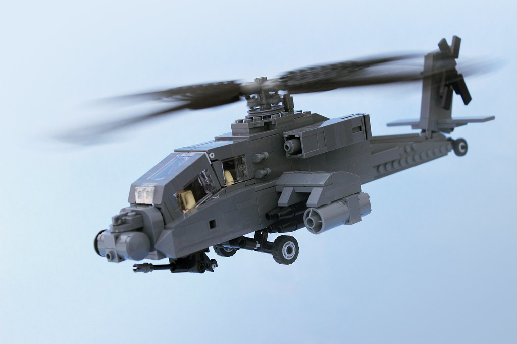 Ah 64 Apache A Commissioned Model Tyler Flickr