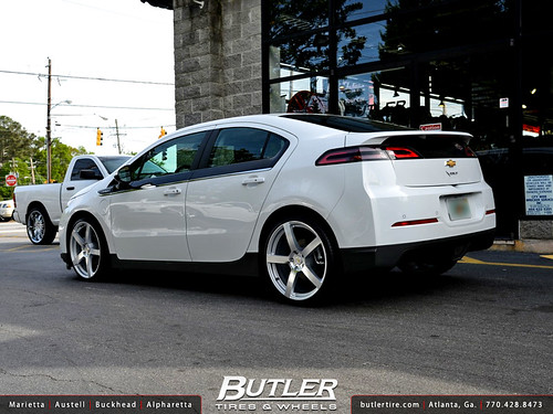 Chevy Volt Custom Wheels >> Chevy Volt with 20in TSW Panorama Wheels | Additional Pictur… | Flickr