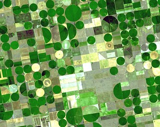 Irrigation water use: Center-pivot irrigation | by U.S. Geological Survey