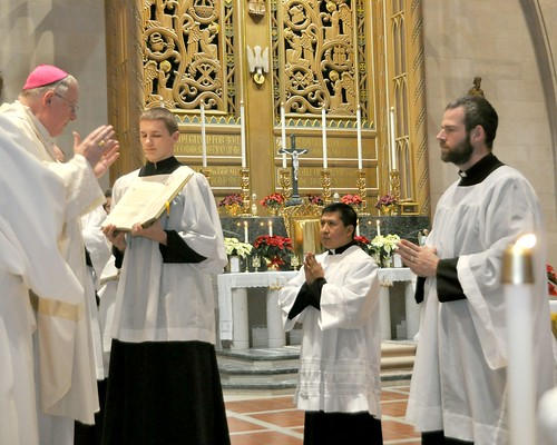 Rite of Lector and Rite of Candidacy | by diolc