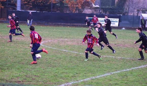 Giovanissimi Regionali Elite, Virtus - Petra Malo 3-1