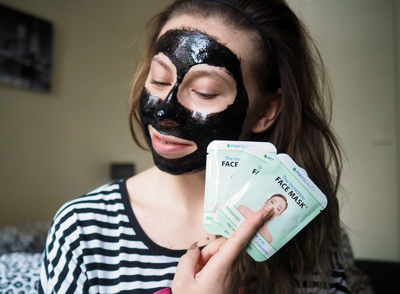 maybeauty the incredible face mask kasvonaamio katzariina