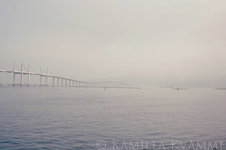 On a foggy day | by Kamilla Kvamme Photography