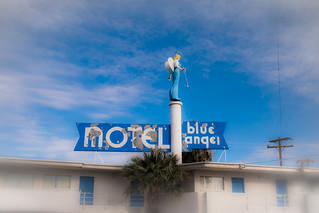 Blue Angel Motel | by TooMuchFire