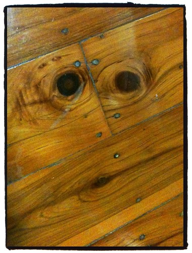 Floor face is sad...  :( | by Quoin
