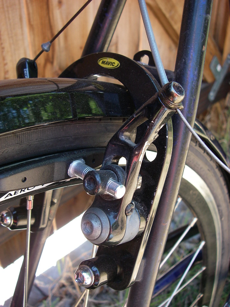 26 in to 700c brake adapter   I have 700c rims mounted on a …   Flickr