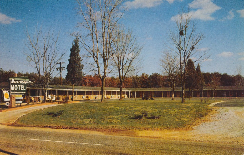 Maplewood Motel - Greensboro, North Carolina