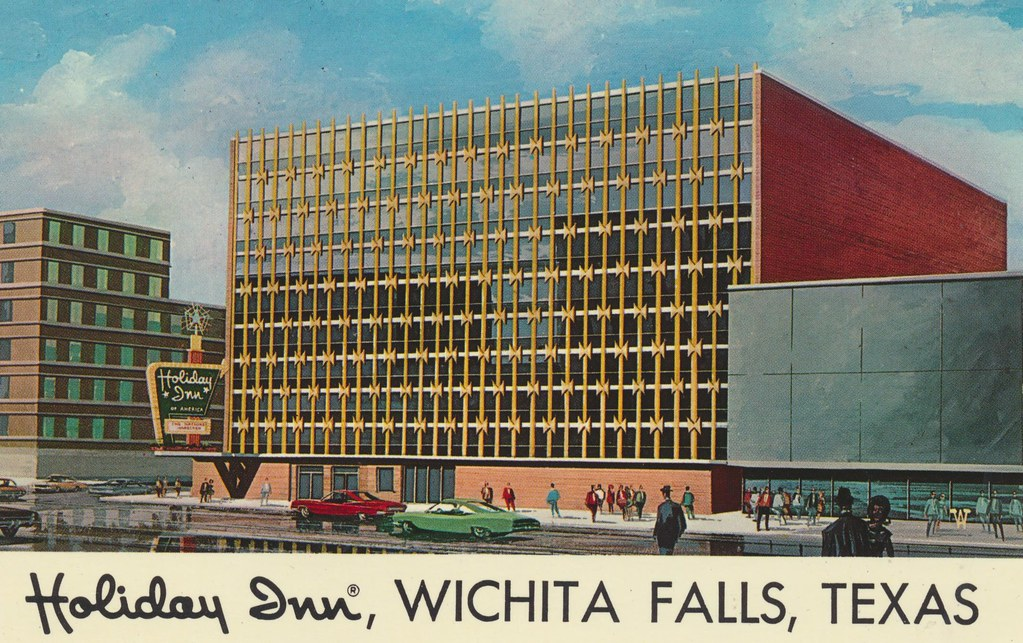 Holiday Inn Downtown - Wichita Falls, Texas