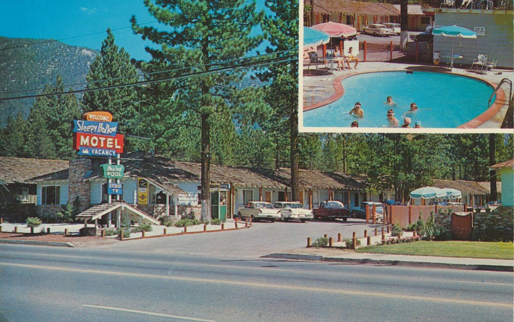 Sleepy Hollow Motel - Bijou, California