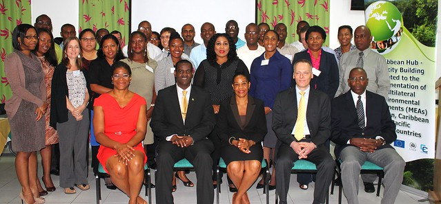 CARICOM Secretariat workshop on biodiversity