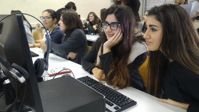 Il tour di Coding Girls - Roma