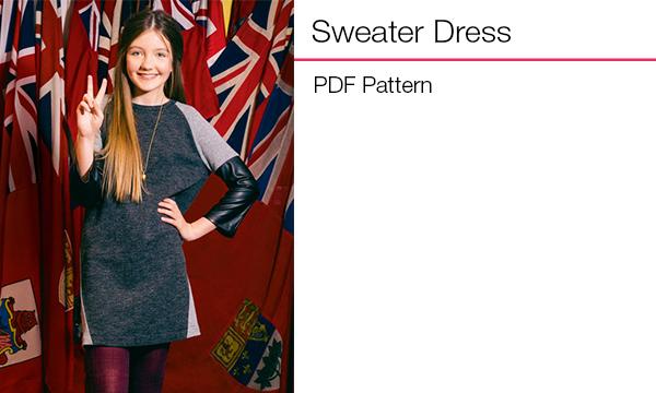 Sweater Dress teen