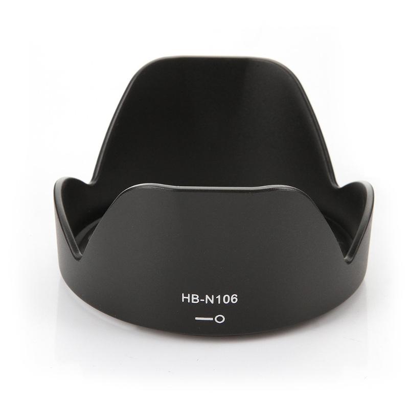 hood nikon hb-n106 NIKKOR AF-P DX 18-55mm f/3.5-5.6G VR 1 VR 10-100mm f/4-5.6