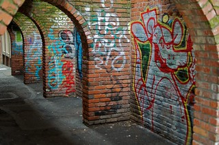 Graffiti Tunnel | by phrase!