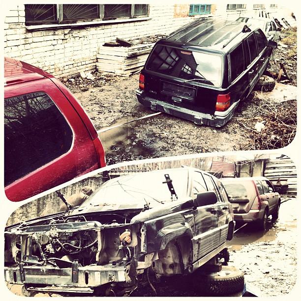 День прошел не зря #Subaru #forester #2 5xt #jeep #grand