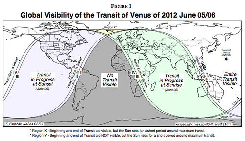 Transit of Venus 2012 | by NASA JSC Education
