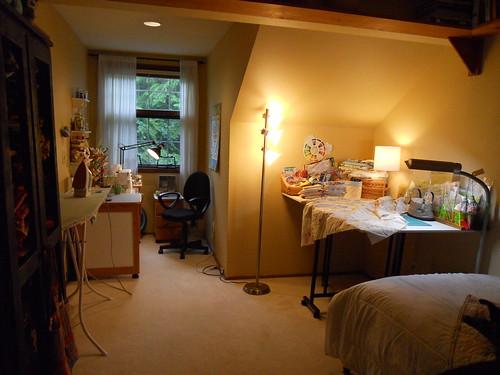 Sewing Room Reorg