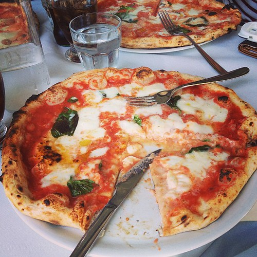 Authentic Neapolitan pizza in San Francisco | by Livia Iacolare