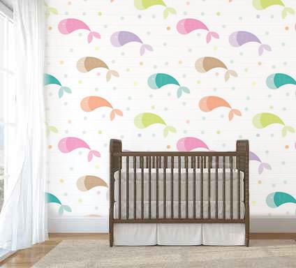 Pececitos: Decoración de paredes, decoración de habitacion… | Flickr