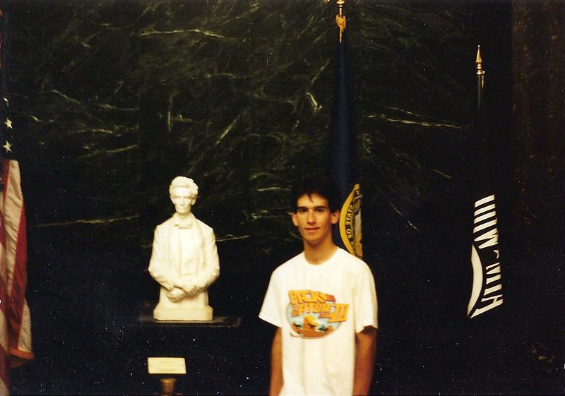 Nebraska State Capitol, Lincoln, NE