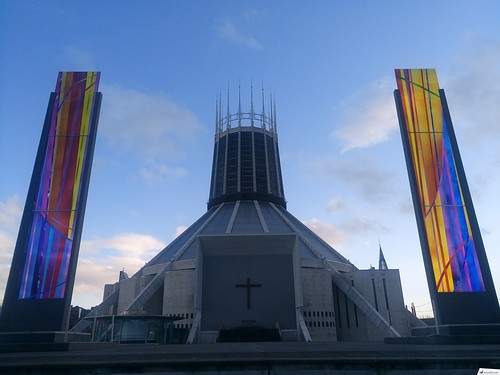 Liverpool Metropolitan Cathedral | by sinemözel