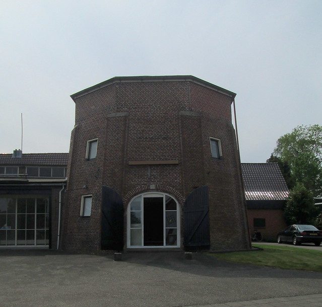 Ex-windmill, Marum, Groningen, The Netherlands
