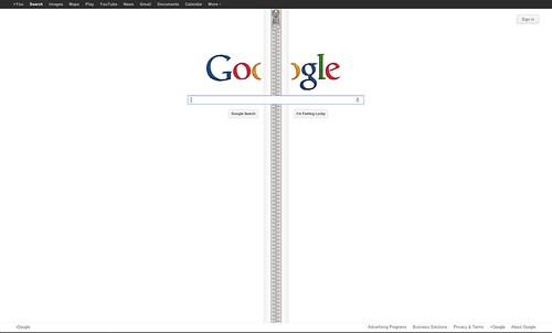 Google Zipper | by jibbajabba
