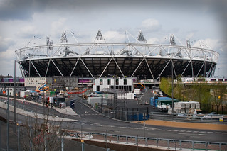 Olympic Stadium - 14th April 2012 | by gary8345