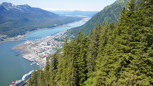View from Mount Roberts Tramway | by whereiskylenow