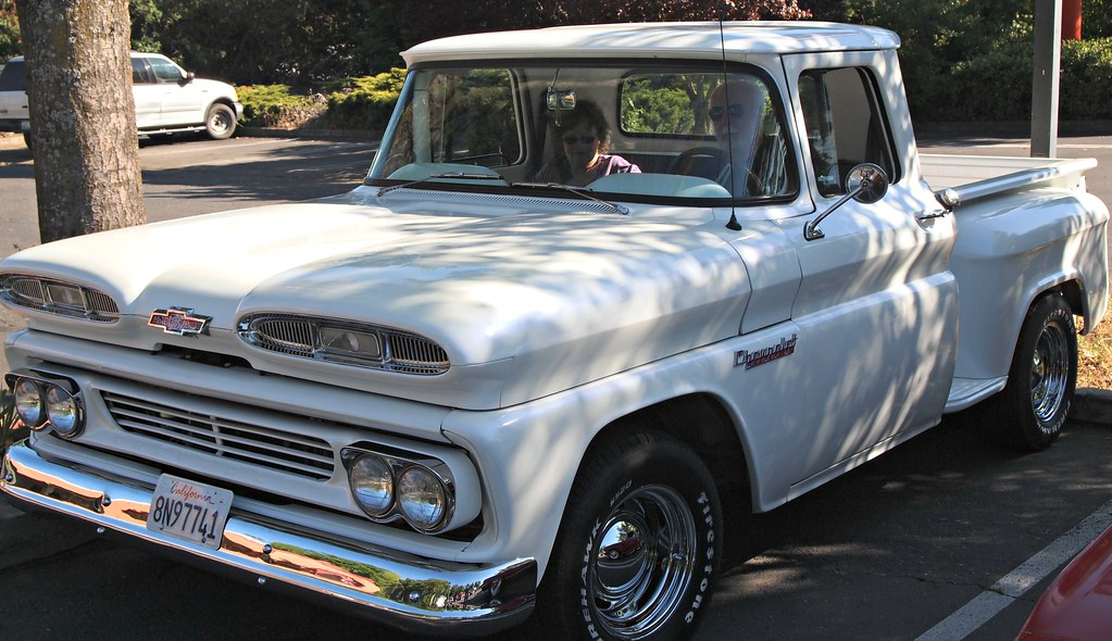 1960 Chevrolet Apache 10 Stepside Pickup 8n97741 1 Flickr