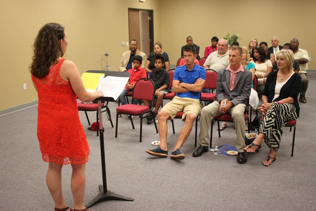 IMG_1386 2013-06-07 COE scholarship recipient reception at… | Flickr