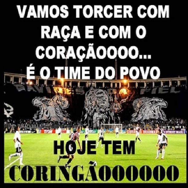 Conhecido Bom dia Nação Corinthiana! Hoje é dia de Vai Corinthians! …   Flickr GW11
