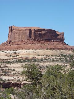 16 Weg naar Canyonlands
