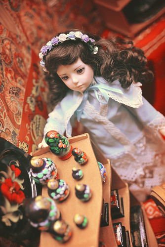 Historical Myth 2016 BJD Event | by red-anchous