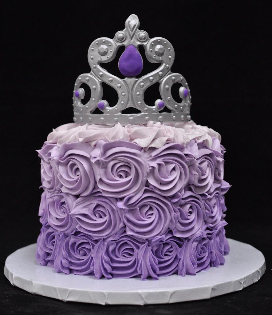 Sofia Birthday Cake Jenny Wenny Flickr