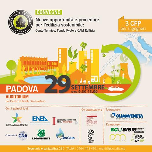 Nuove opportunità per l'edilizia sostenibile: Conto Termico, Fondo Kyoto e CAM Edilzia
