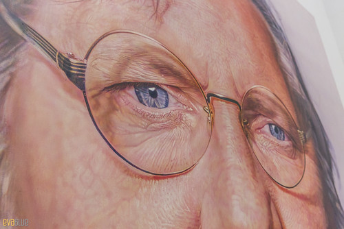 Chuck Close The Broad Museum Los Angeles 03 | by Eva Blue
