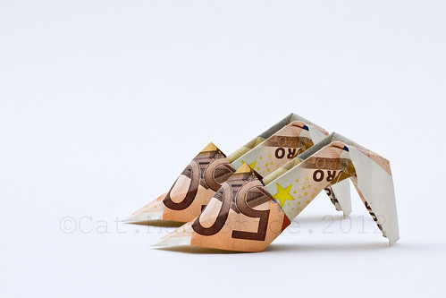 Money for Shoes... | by CatMacBride