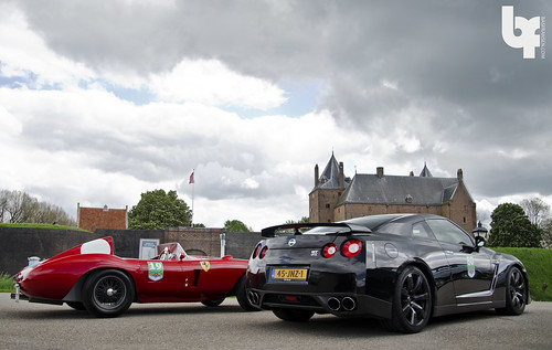 Old vs New skool | by Bas Fransen Photography