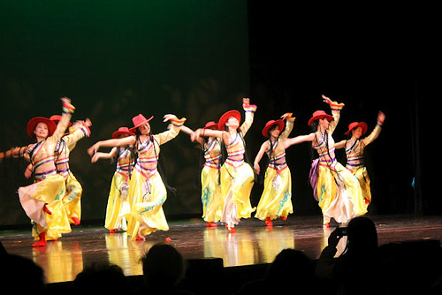 Tibetan Dance, Spring 2012