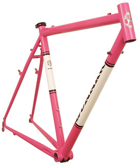 CrossHairs 54cm Pink Panther with Panels | by Gunnar Cycles