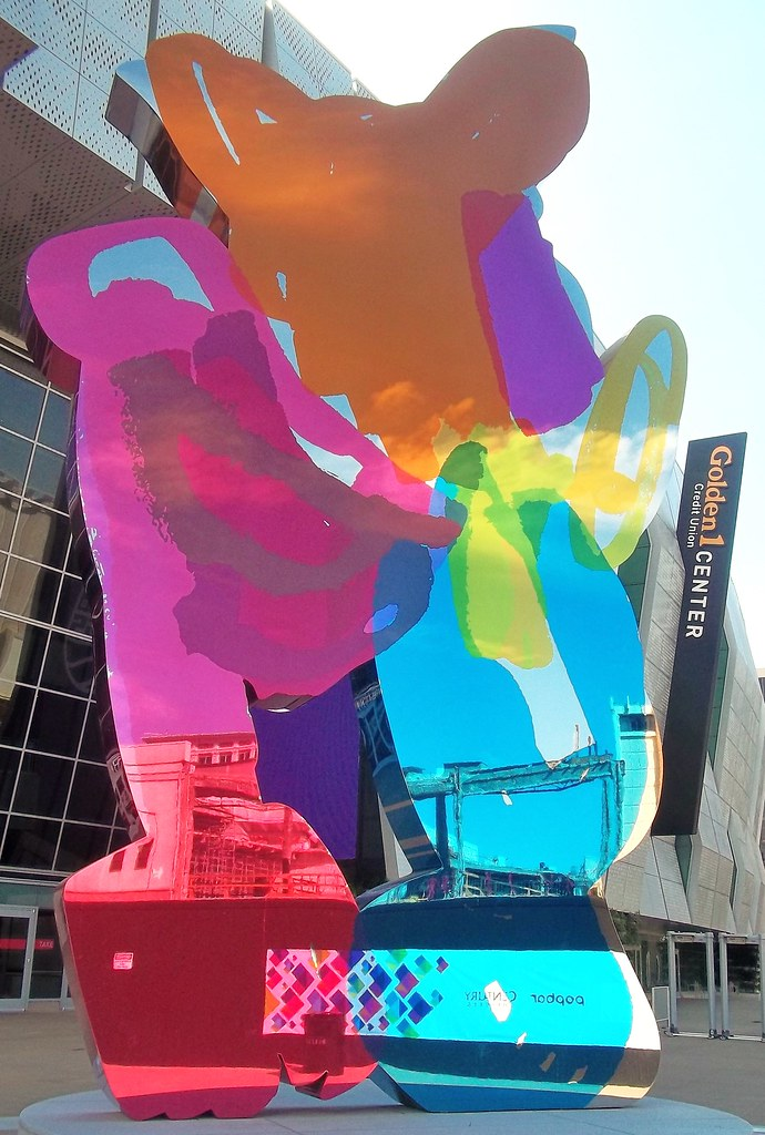 Sculpture: Coloring Book (Jeff Koons)   Sculpture: Coloring …   Flickr