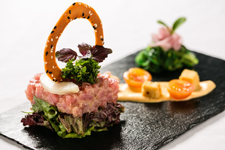 "AHI TUNA ""TARTARE"" 